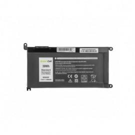 Baterie compatibila Greencell pentru laptop Dell Inspiron 3379 5378 7378 5565 5567 5568 5578 5765 5767, Dell type WDX0R, 39Wh