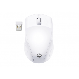 Mouse Wireless HP 220 optic USB, Alb