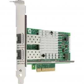 HP Intel X710-DA2 10GBE SFP+ Dual Port NIC, placa retea server/ workstation